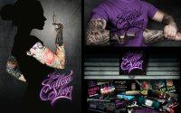 The Tattoo Shop / Digital Art