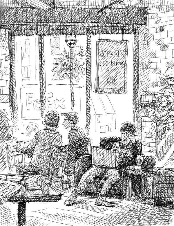 Coffee House Sketches