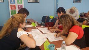 Nástroje profesního ukotvení a rozvoje kariéry - metody skupinové práce