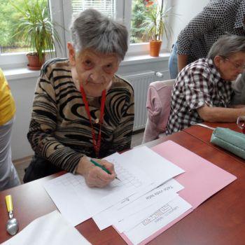 Domov pro seniory Vychodilova, domov na ulici Tábor