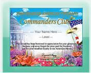 Commanders Club