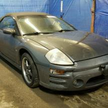 Donated 2003 MITSUBISHI ECLIPSE SP 3.0L
