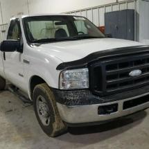 Donated 2006 FORD F250 SUPER 6.0L