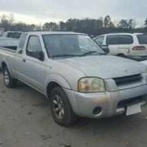 Donated 2004 NISSAN FRONTIER X 2.4L