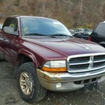 Donated 2001 DODGE DAKOTA 4.7L