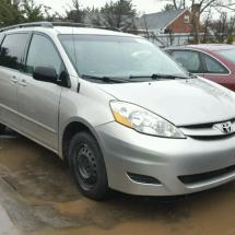 Discounted 2007 TOYOTA SIENNA CE/ 3.5L