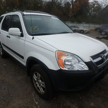 Discounted 2004 HONDA CR-V EX 2.4L