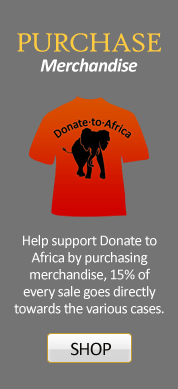Donate clothes to africa