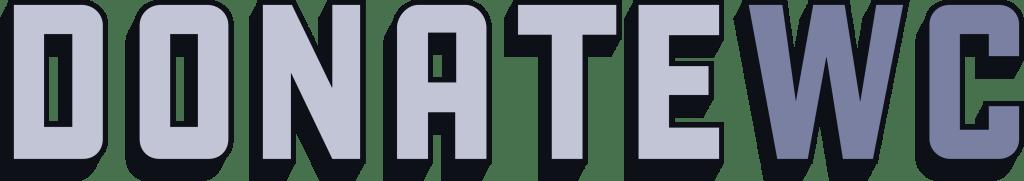 Logo DonateWC