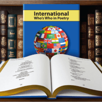 WORLD POETRY MOVEMENT'S INTERNATIONAL WHO'S WHO IN POETRY NOMINATION (2012)