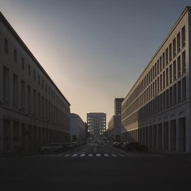 Palazzo della Civiltà del Lavoro - foto di Donato Locantore