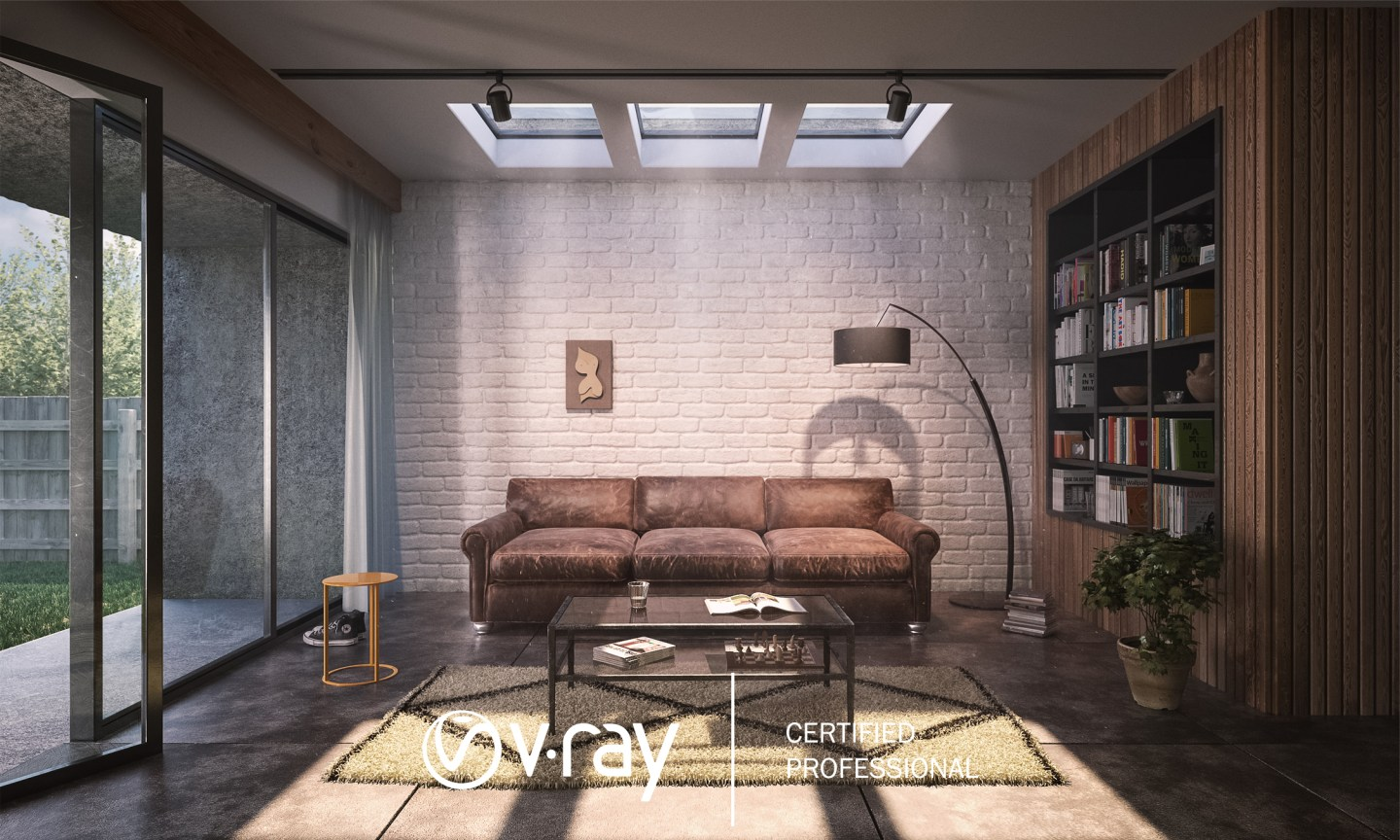 Corso V-Ray Next Roma - Donato Locantore