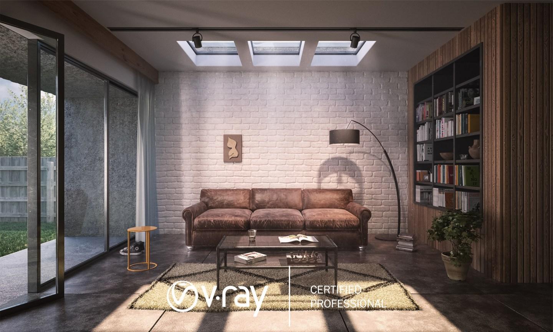 Corso V-Ray Next Roma - Donato Locantore