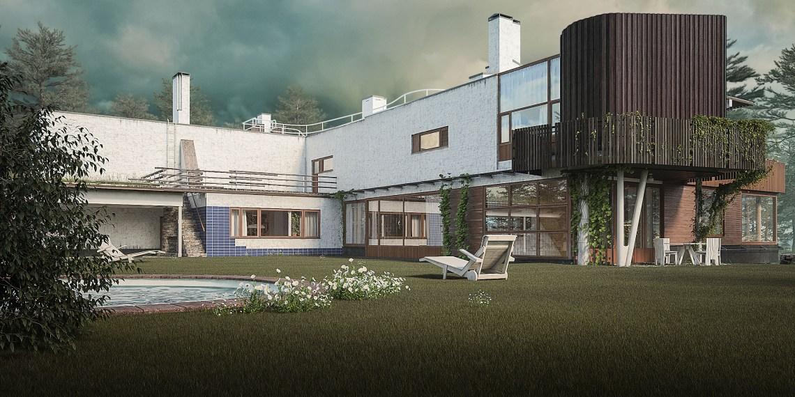 Modellazione 3D e rendering con Autocad, 3ds Max e V-Ray. Postproduzione in Photoshop   Donato Locantore