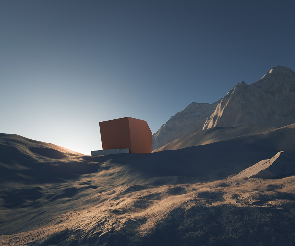 Test del nuovo modello di calcolo del cielo in Corona Renderer