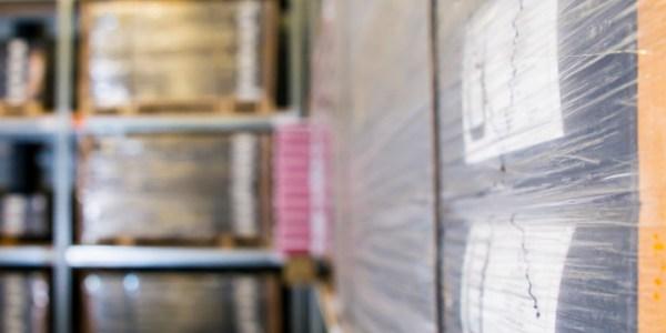 Detailansicht Lager für Lieferservice Ingolstadt