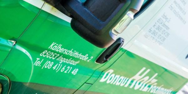 Transporter für Lieferungen in Ingolstadt