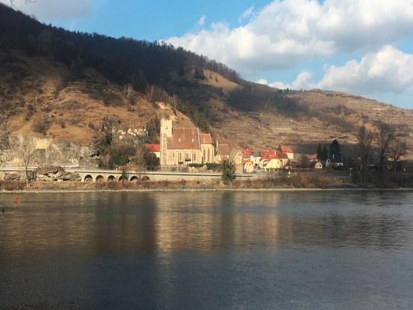 Sucha trawa w St. Michael in Wachau