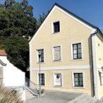 Das Schulhaus in Ansfelden