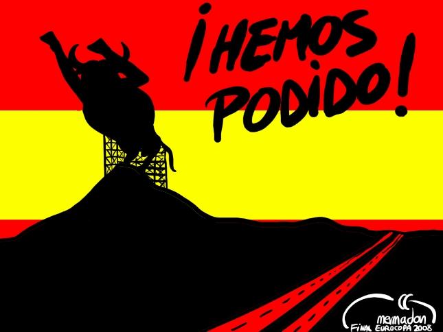 Сборная Испании: Достаточно быть собой