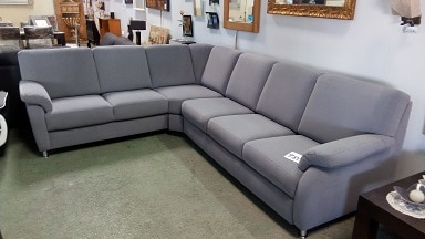 """Угловой диван с отделением для хранения """"Португалия"""""""