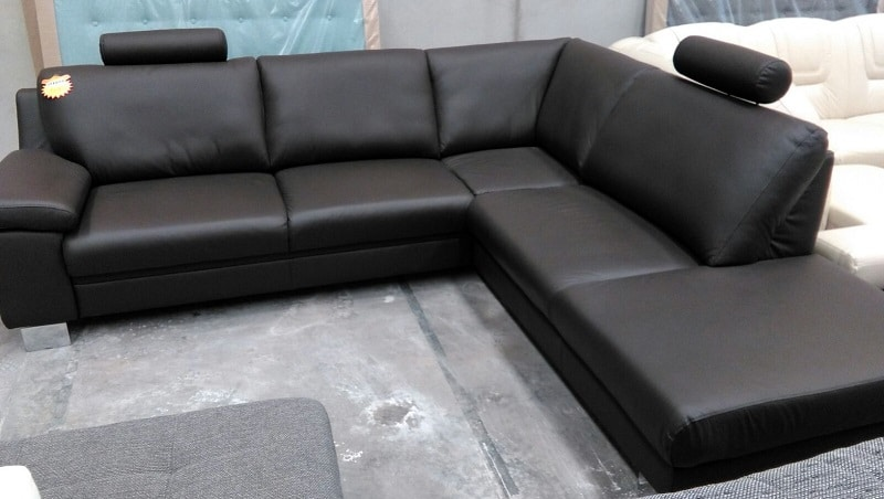 leather corner sofa business class don baraton