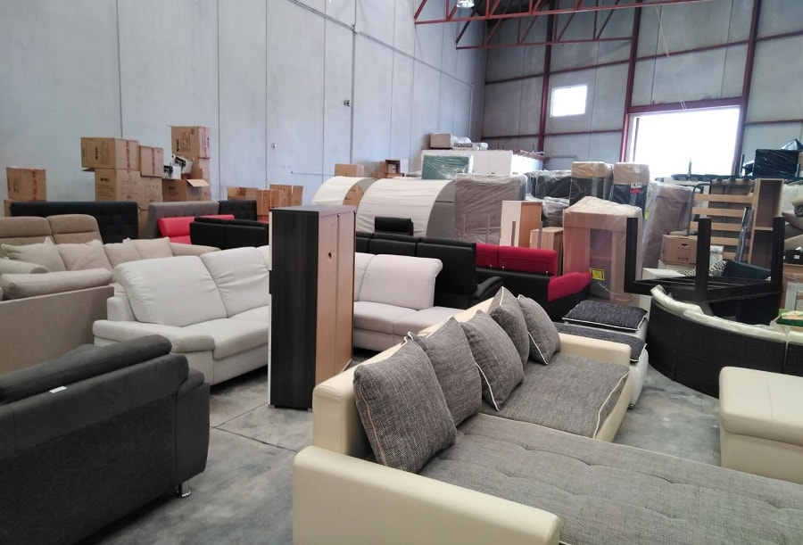 Furniture importer in Spain