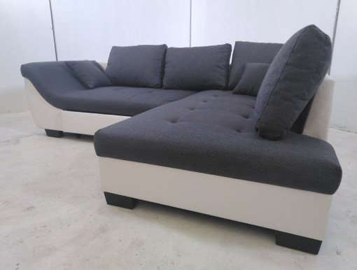 Cushions. Corner Sofa with Pull Out Bed - Carmen