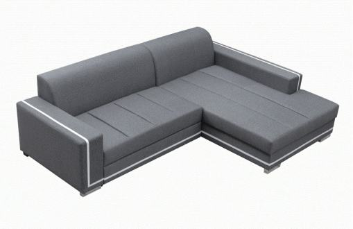 Sale. Sofa Bed with Spacious Chaise Longue - Caicos