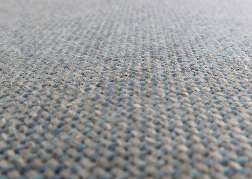 Textura de la tela. Sofá chaise longue cama con arcón y reposacabezas reclinables - Capri