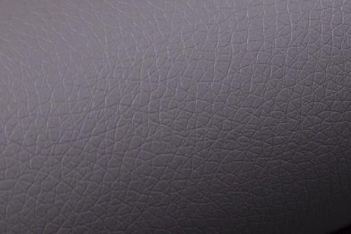 Piel sintética de color gris del sofá modelo Kingston