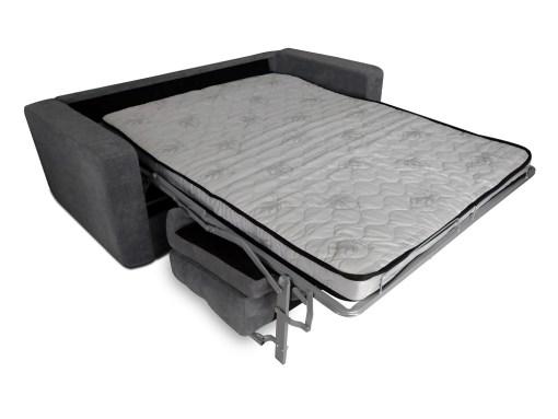 Cama con colchón abierta. Sofá cama italiano (apertura italiana) - Madrid