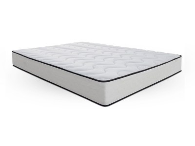 Double Mattress with Memory Foam Layer 150 x 190 cm - Somnie