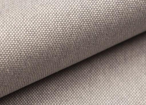 Tela de color beige del sofá modelo Almagro