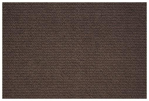Tela microfibra de color chocolate (marrón oscuro) del sofá Uppsala