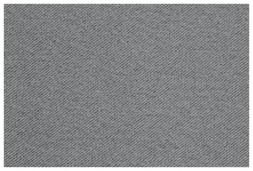 Tela microfibra de color gris de sofá Lorca