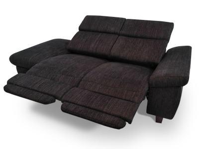 Sofá 2 plazas asientos relax - Hugo