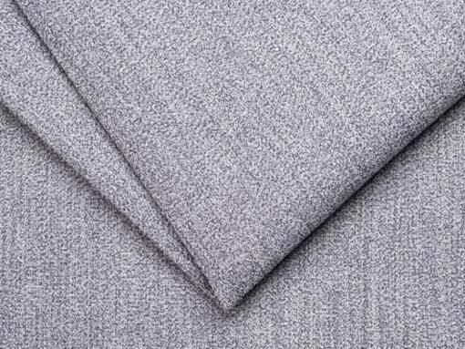 Tela color gris claro (Aston 16). Sofá cama Lorca
