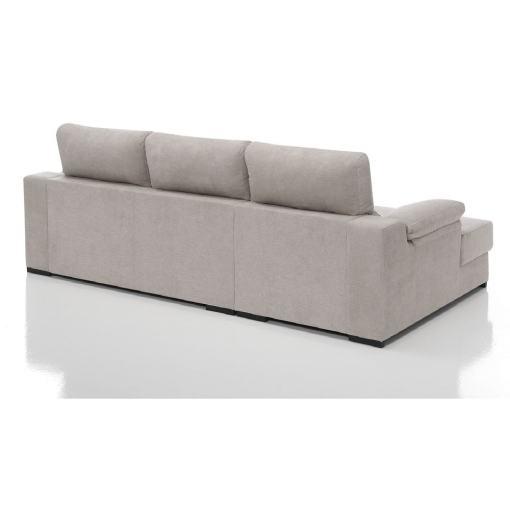 Tapizado detras. Sofá cama con asientos deslizantes - Alicante