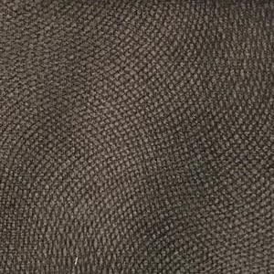 Tela antimanchas Melissa de color marrón (Trufa). Sofá deslizante modelo Alicante
