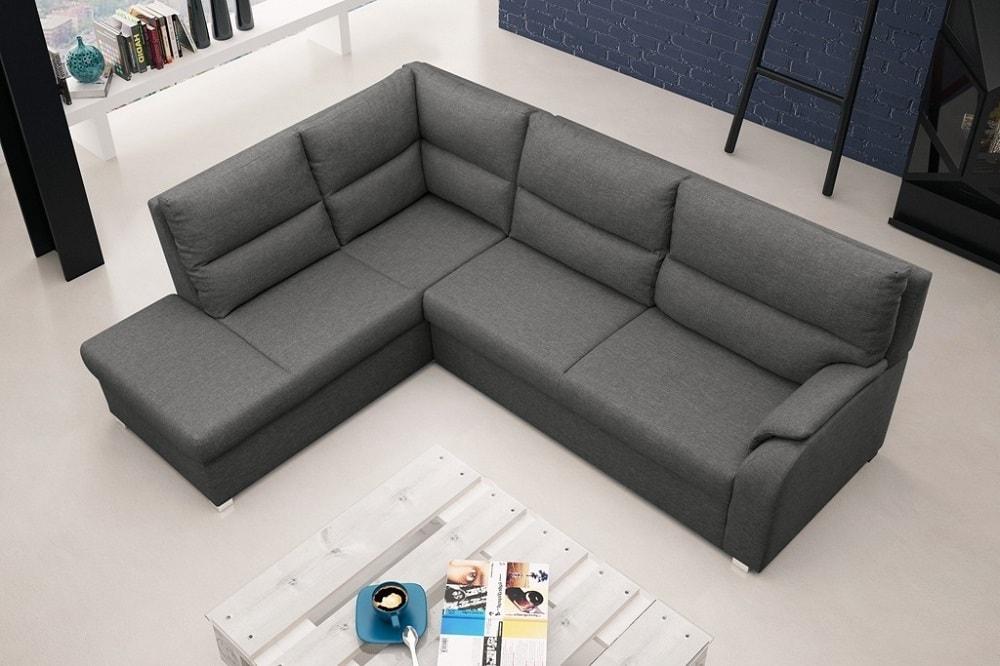 Fine Corner Sofa Bed With Open End Crete Don Baraton Machost Co Dining Chair Design Ideas Machostcouk