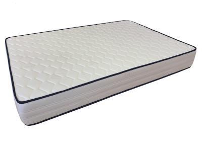 Colchón eliocel + viscoelástico medio duro, 25 cm - Firmeo, 135 x 190 cm