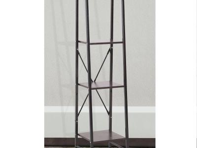 Estantería vertical moderna con estructura metálica - San Francisco