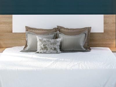 Изголовья кроватей