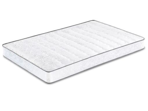 Wide Single Inexpensive Sprung Mattress 105 x 190 cm, 18 cm Thick - Muelex