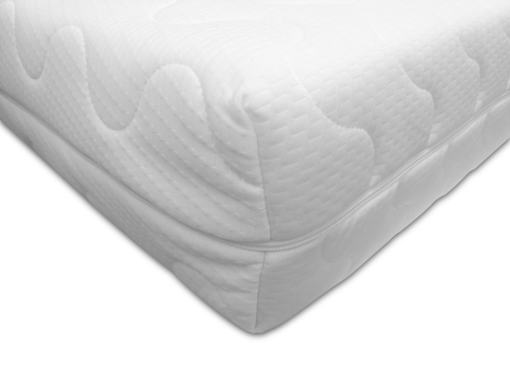 Fabric of the High Density Foam Mattress, 140 x 200 cm - Espumelle