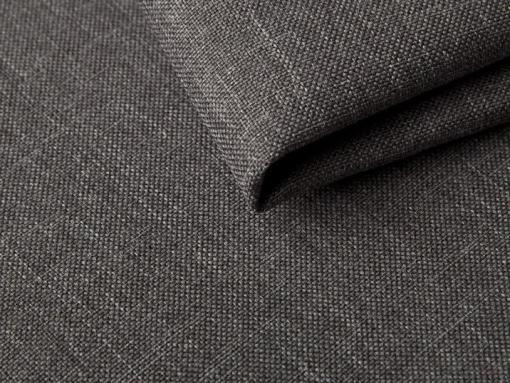Tela resistente Sawana 21 color gris de cama doble 140 x 200 cm - Margarita