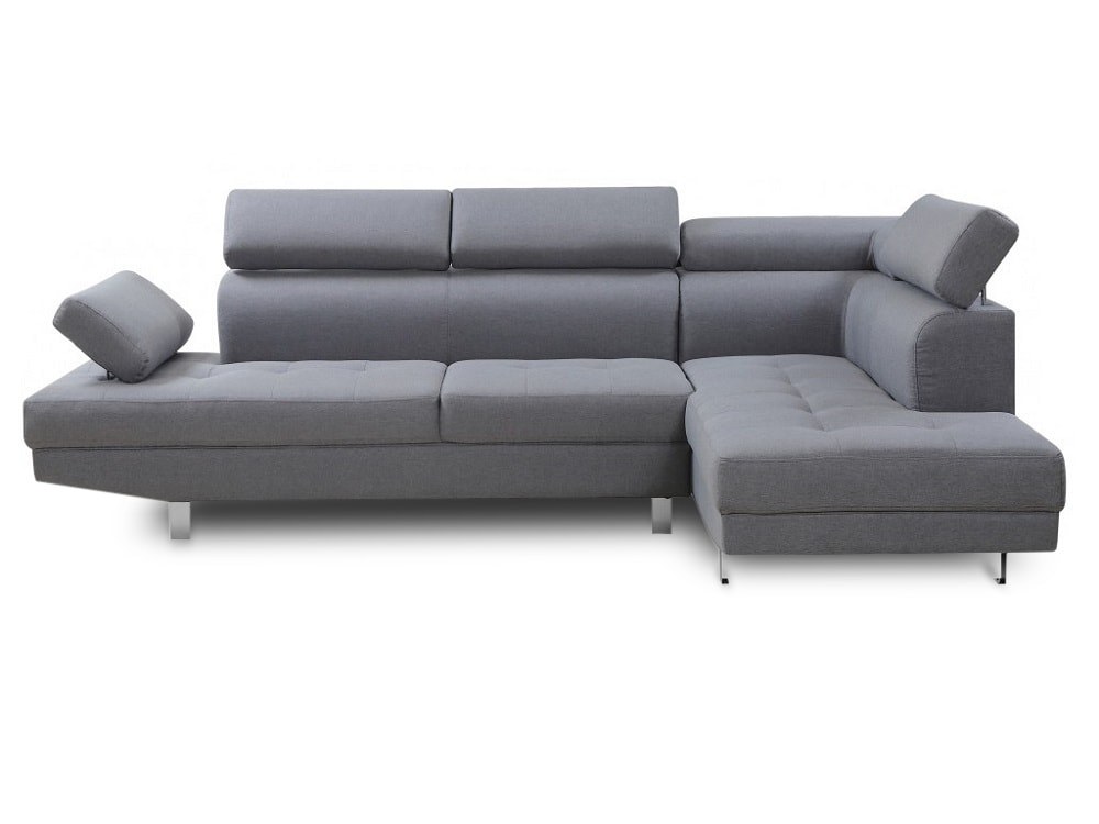 Magnificent Modern Corner Sofa With Reclining Headrests Pamplona Pdpeps Interior Chair Design Pdpepsorg