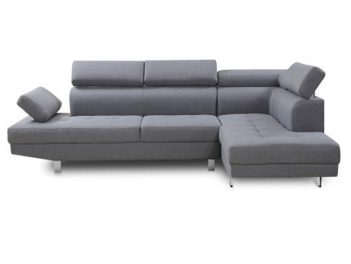 Reposabrazo ajustable. Sofá rinconera con reposacabezas reclinables - Pamplona