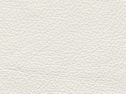 Piel auténtica color crema cerca. Sofá rinconera clásico modelo Versailles